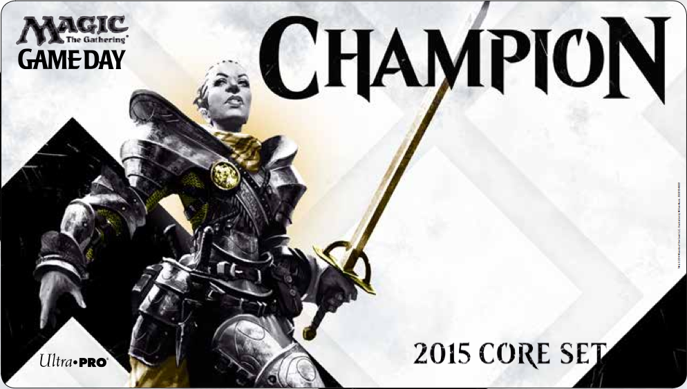 Game Day M15 playmat