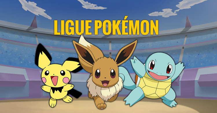 Ligue Pokemon