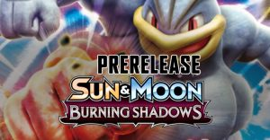 Pokémon - Prerelease Burning Shadows - Montreal @ Game Keeper Lajeunesse | Montréal | Québec | Canada