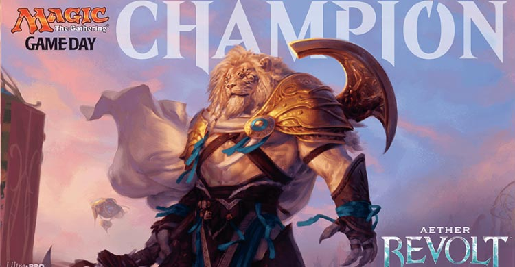 aether revolt game day montreal