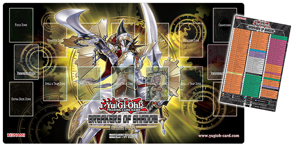 breakers of shadow sneak peek playmat