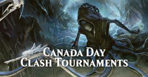 Magic Canada Day Clash Tournaments @ Palais des Congrès | Montréal | Québec | Canada