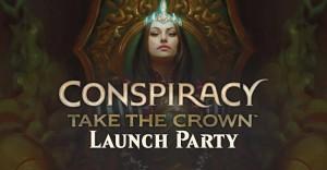 Magic Launch Party Conspiracy: Take the Crown - Verdun @ Game Keeper Verdun   Montréal   Québec   Canada