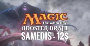 Samedis Draft @ Game Keeper Montreal | Montréal | Québec | Canada