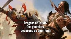 Dragons of Tarkir nous apporte des guerriers, beaucoup de guerriers