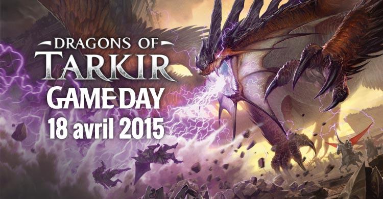 dragons of tarkir game day montreal