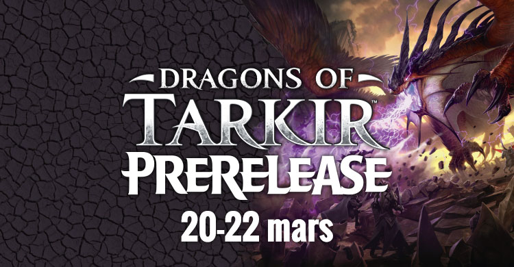 dragons of tarkir prerelease