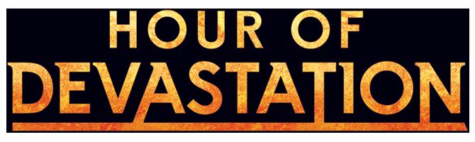 Hour of Devastation logo