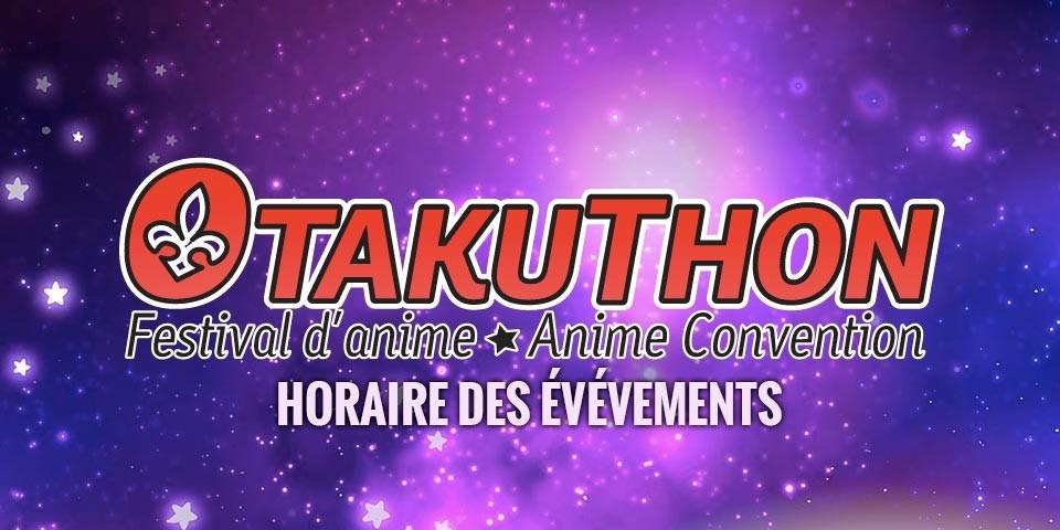 evenements otakuthon 2016