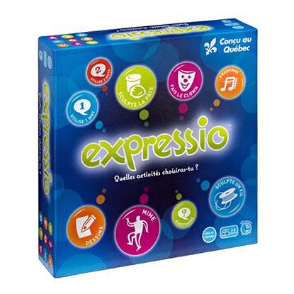 jeu expressio