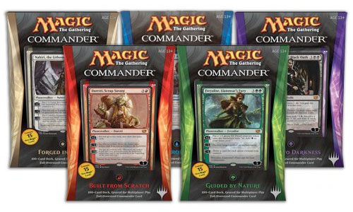 magic commander 2014