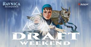 Ravnica Allegiance Draft Weekend - Verdun @ Game Keeper Verdun   Montréal   Québec   Canada