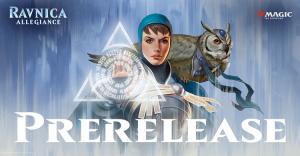 Prerelease Ravnica Allegiance - Verdun @ Game Keeper Verdun   Montréal   Québec   Canada