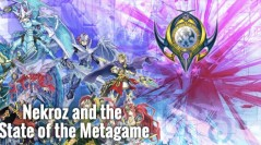 On Nekroz and the State of the Metagame