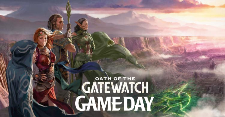 oath of the gatewatch game day montreal