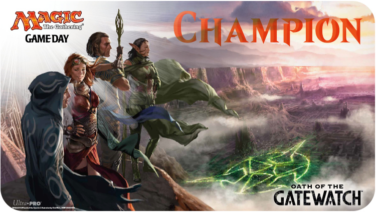 playmat oath of the gatewatch game day