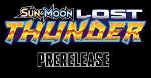 Pokémon - Prerelease Lost Thunder - Lajeunesse @ Game Keeper Lajeunesse | Montréal | Québec | Canada