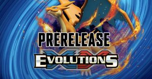 Pokémon – Prerelease XY Evolutions – Montréal @ Game Keeper Montréal | Montréal | Québec | Canada