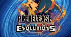 Pokémon - Prerelease XY Evolutions - Verdun @ Game Keeper Verdun | Montréal | Québec | Canada
