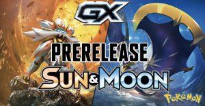 Pokémon - Prerelease Sun & Moon - Montreal @ Game Keeper Montréal | Montréal | Québec | Canada