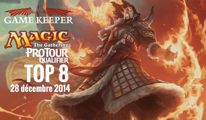 ptq bruxelles top 8 - 28 décembre 2014