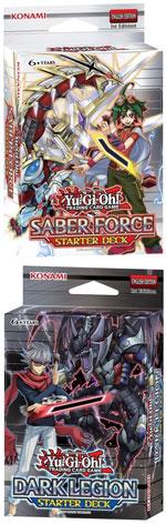 starter dark legion saber force