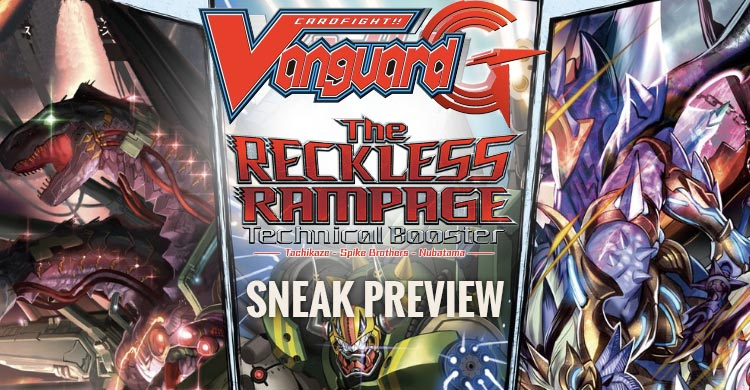 the reckless rampage sneak preview