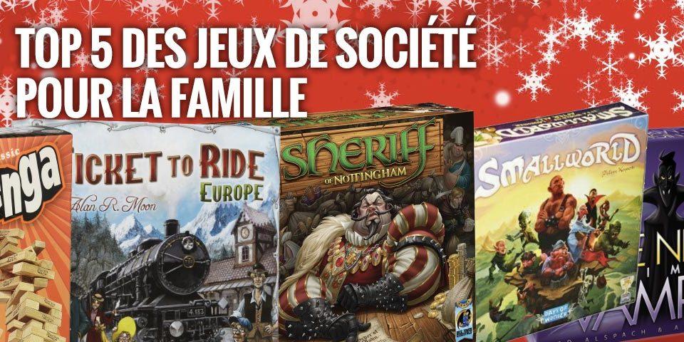 top 5 jeux societe pour la famille