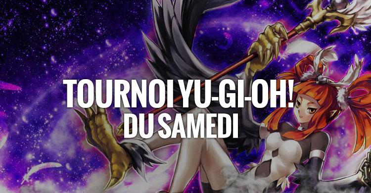 Tournoi Samedi Yu-Gi-Oh!