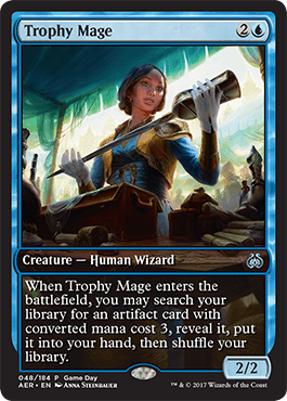trophy mage game day promo