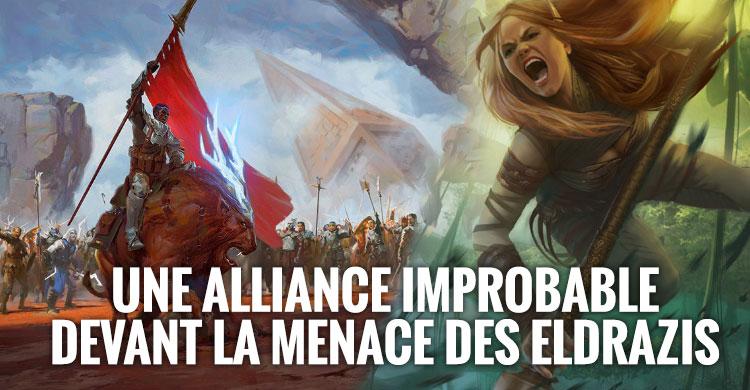une alliance improbable devant la menace des eldrazis