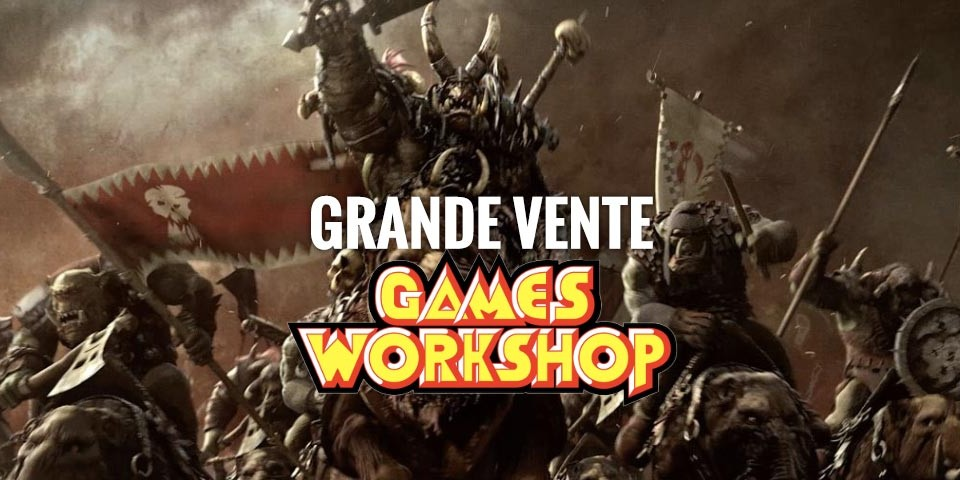 vente games workshop