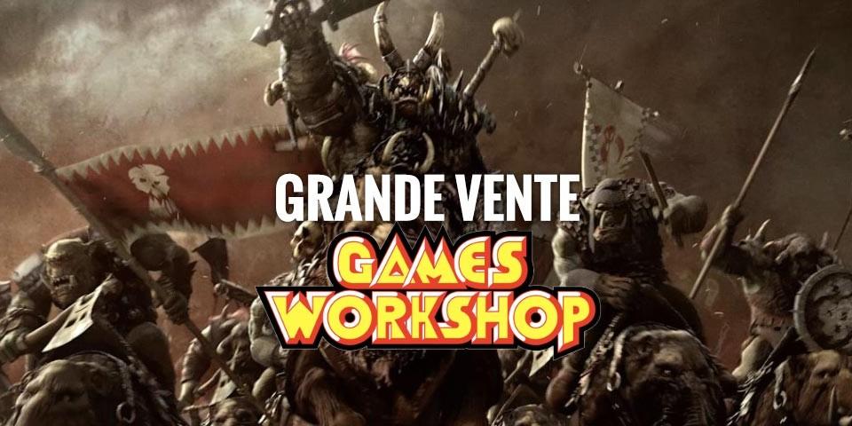 vente games workshop