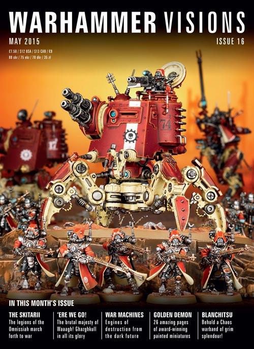 Warhammer Visions #16