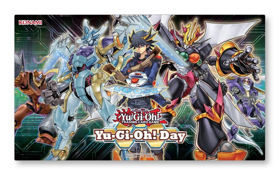 yugioh day playmat july 2015