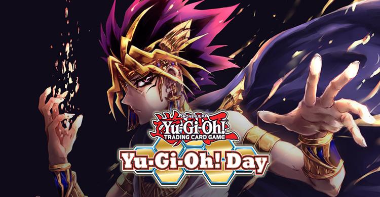 Yu-Gi-Oh! Day Juillet