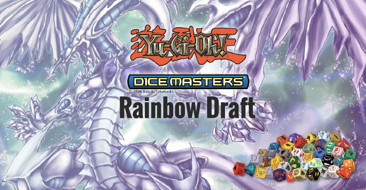 yugioh dice masters rainbow draft